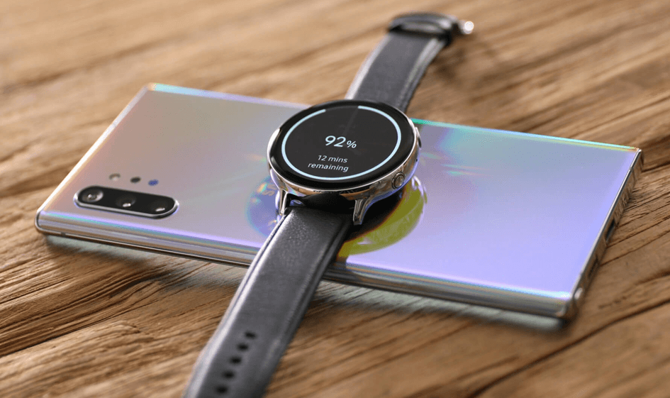 Note10 y SmartWatch